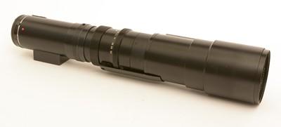 Lot 796-Leitz 400mm telephoto lens.