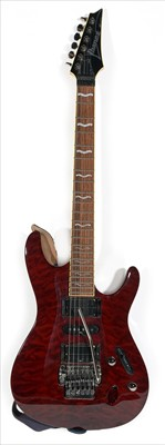 Lot 79 - Ibanez S series electric guitar
