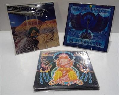 Lot 359 - Hawkwind LPs