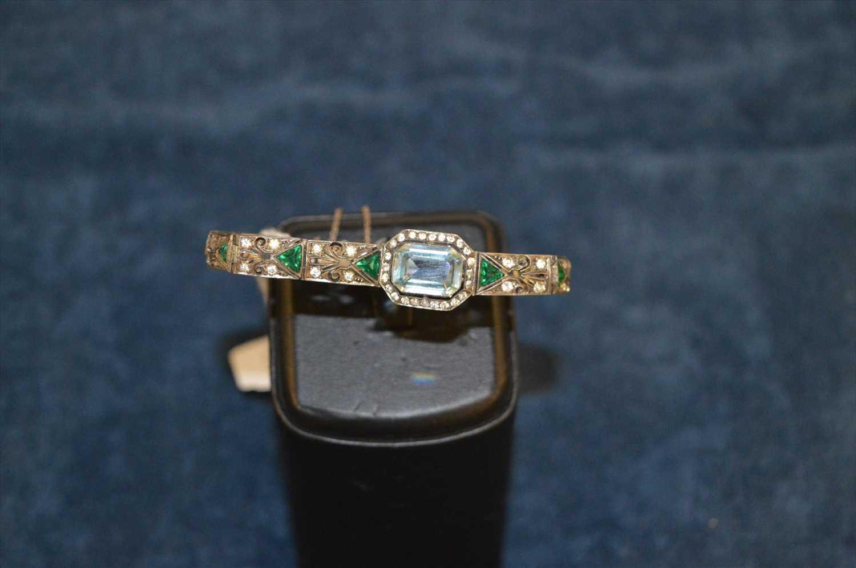 Lot 18 - Art Deco bracelet