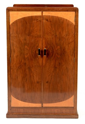 Lot 1196 - C.W.S Ltd. Art deco cabinet