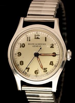 Lot 37 - Baume & Mercier wristwatch
