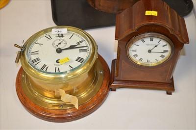 Lot 138 - Clocks