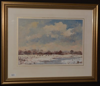 Lot 1013-Roy Perry - oil.