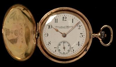 Lot 42 - International Watch Company fob watch