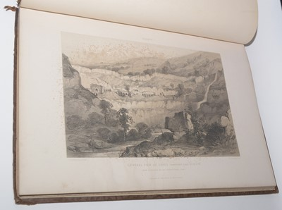 Lot 535 - J. Fergusson, Illustrations of the Rock-Cut Temples of India.