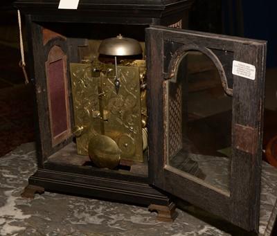 Lot 935 - Bracket clock