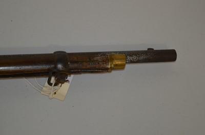 Lot 962-1853 pattern Enfield musket.
