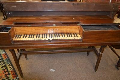 Lot 380 - Table piano.