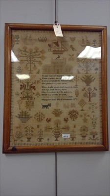 Lot 492 - Two framed items