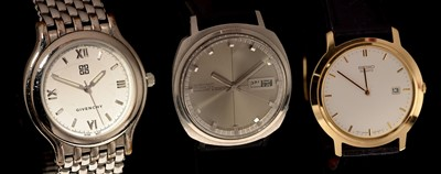Lot 7-Three watches