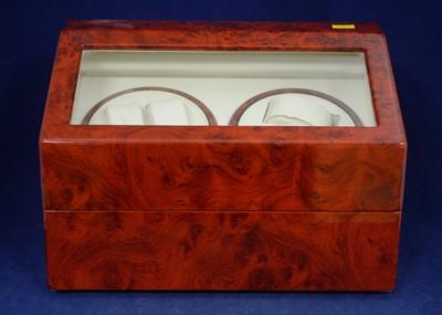 Lot 11 - Watch rotator box
