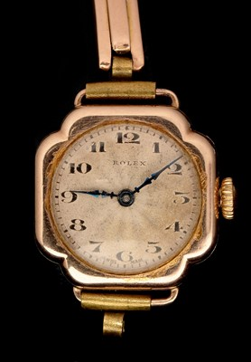 Lot 48 - Rolex cocktail watch