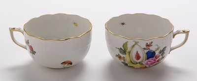 Lot 507 - Herend Dinner, Tea and coffee service