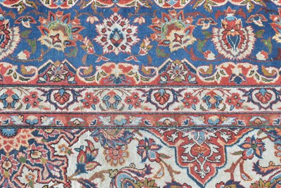 Lot 881-Isfahan carpet