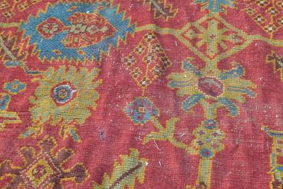 Lot 823 - Mahal carpet