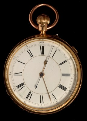 Lot 8 - Pocket watch
