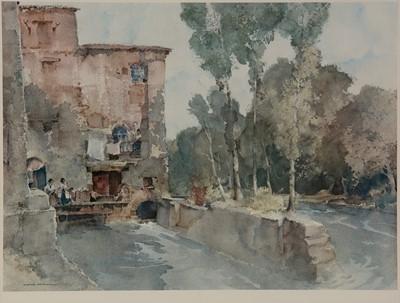 Lot 852 - Sir William Russell Flint - print.