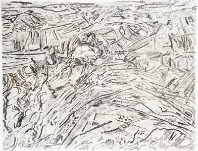 Lot 154 - Anthony Gross - etching.