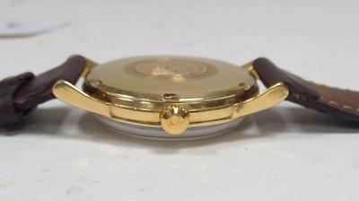 Lot 3-Omega 18k gold Constellation