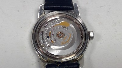 Lot 4-Longines Conquest automatic watch