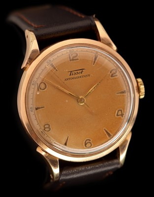Lot 17 - Tissot gentleman's wristwatch