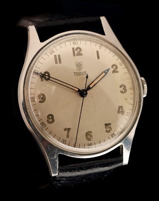 Lot 23 - Tudor manual wind wristwatch