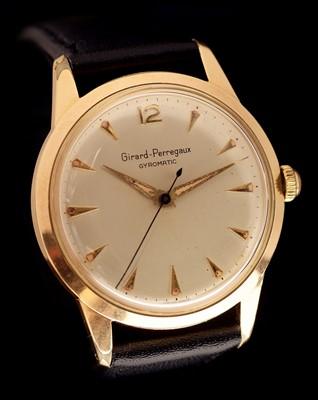 Lot 24 - Girard Perregaux Gyromatic watch