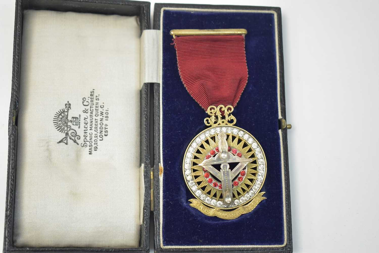 363 - Masonic medal
