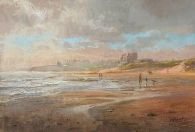Lot 297-Walter Holmes - watercolour.