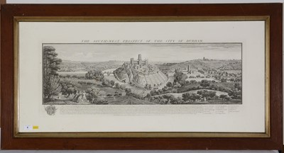 Lot 8-After Samuel and Nathaniel Buck - engraving.
