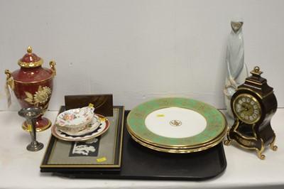 Lot 450 - Lladro, Wedgwood, Royal Crown Derby, etc.