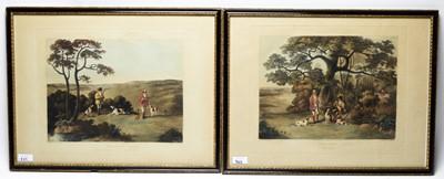 Lot 864 - T. Sutherland after D. Wolstenholme - prints.