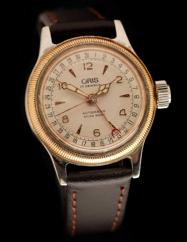 Lot 25 - Oris automatic wrist watch