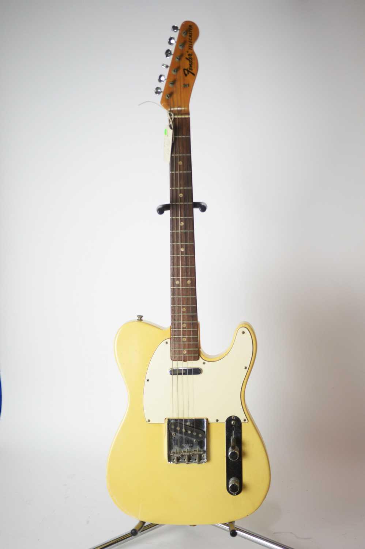 Lot 745 - 1976 Fender Telecaster