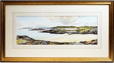"Lot 227 - Robert ""Bob"" Montgomery - watercolour."