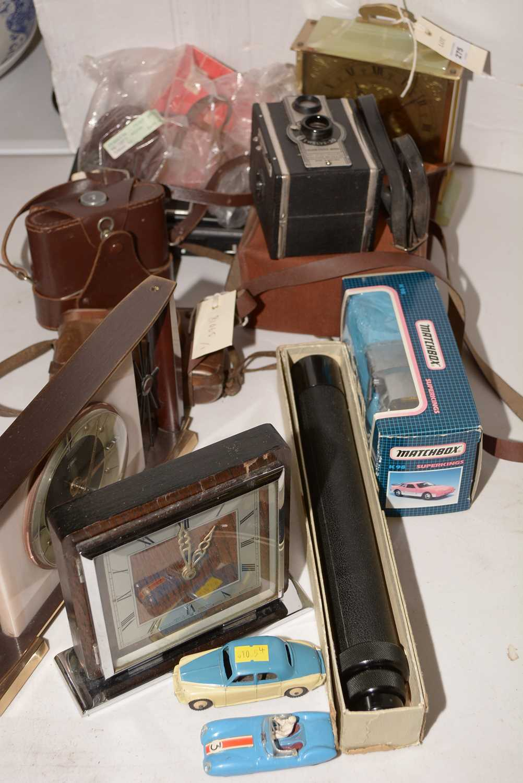 Lot 275-Mixed collectors' items