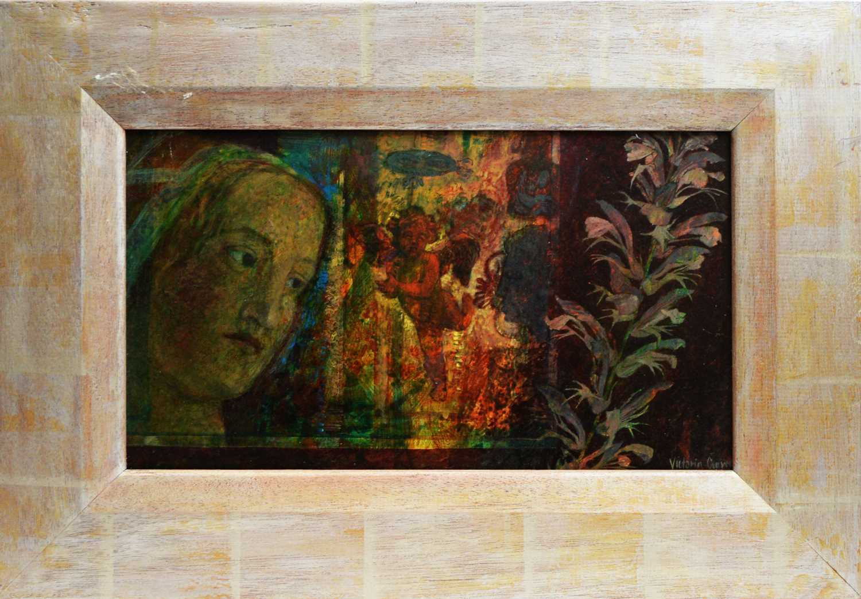 267 - Victoria Crowe - oil.