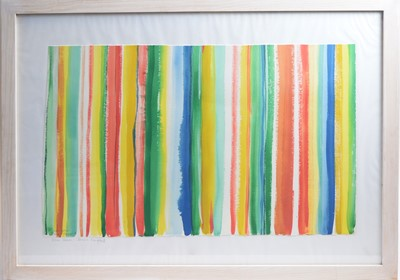 Lot 229 - Susan Collier and Sarah Campbell - watercolours.