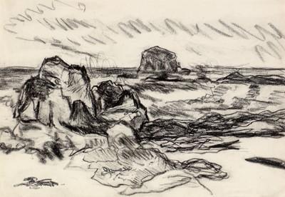 Lot 279-Sir William MacTaggart - watercolour.
