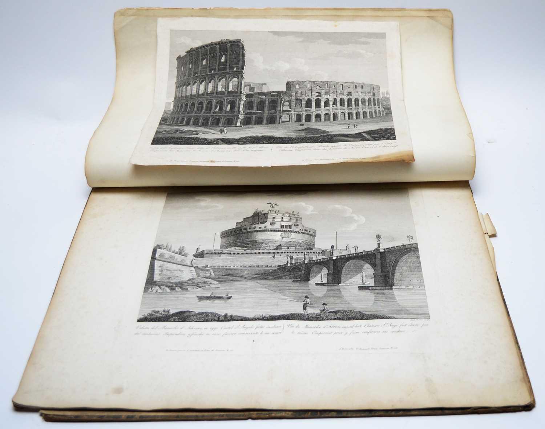 Lot 805 - Achille Parboni and Pietro Ruga - prints.
