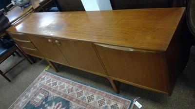 Lot 600 - A H McIntosh mid Century teak sideboard