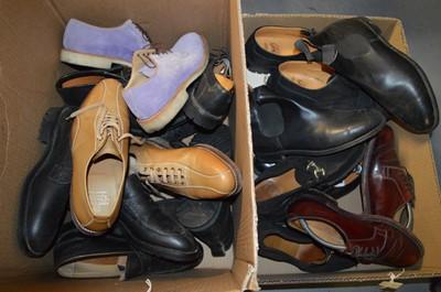 Lot 251 - Men's designer shoes