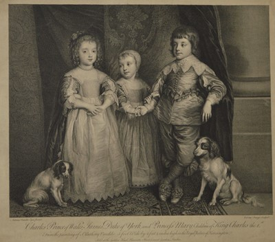 Lot 845 - Collection of prints - Print