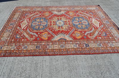 Lot 554 - Gazak rug