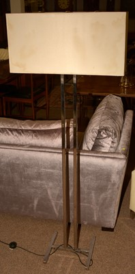 Lot 518A - Modenature lamp standard supplied for an early project by Fiona Barratt Interiors