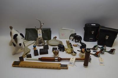 Lot 290 - Mixed collectors' items