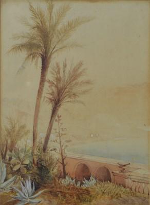 Lot 873 - James Baker Pyne - watercolour