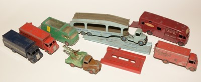 Lot 1106-Dinky vehicles - various.
