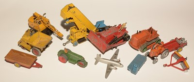 Lot 1107-Dinky vehicles unboxed (9)